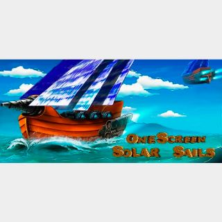 OneScreen Solar Sails |Steam Key Instant|