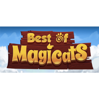 The Best Of MagiCats |Steam Key Instant|