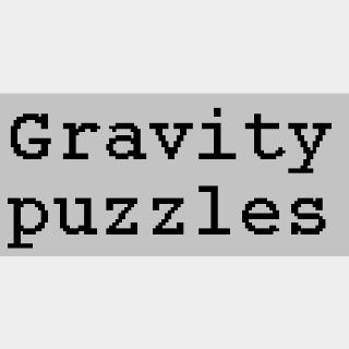 Gravity puzzles |Steam Key Instant|