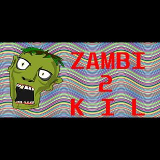 ZAMBI 2 KIL  Steam Key Instant 