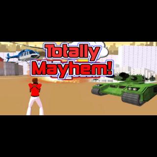 Totally Mayhem |Steam Key Instant|