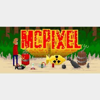 McPixel |Steam Key Instant|