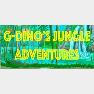 G-DINO'S JUNGLE ADVENTURE |Steam Key Instant|