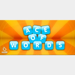 Ace Of Words |Steam Key Instant|