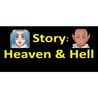 Story: Heaven & Hell |Steam Key Instant|