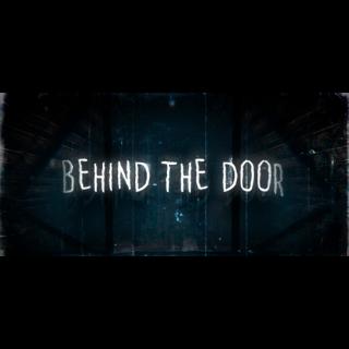 Behind The Door |Steam Key Instant|
