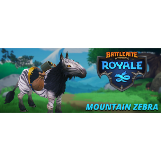 Battlerite Royale Zebra Mount |Steam Key Instant|