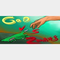 God vs Zombies |Steam Key Instant|