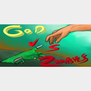 God vs Zombies |Steam Key Instant|