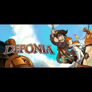 Deponia |GOG Key Instant|