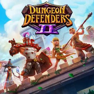 Dungeon Defenders II Monk Costume |Key Instant|
