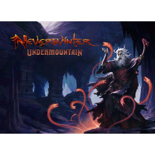 Neverwinter Undermountain Cloak |Instant Key|