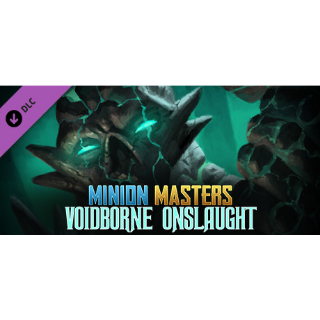 Minion Masters Voidborne Onslaught |Instant Steam Key|