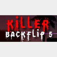 Killer Backflip 5 |Steam Key Instant|