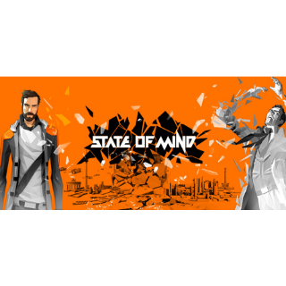 State of Mind |Steam Key Instant|