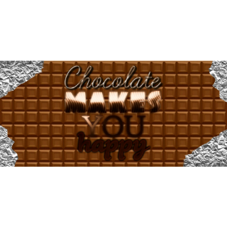 Chocolate makes you happy |Steam Key Instant|