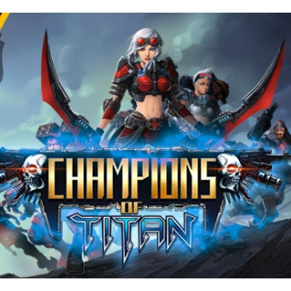 Champions of Titan Gift |Key Instant|