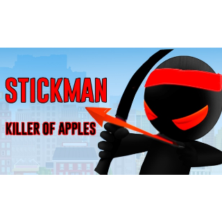 Stickman - Killer of Apples |Steam Key Instant|