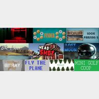 10 Steam Games Pack  Instant Key 