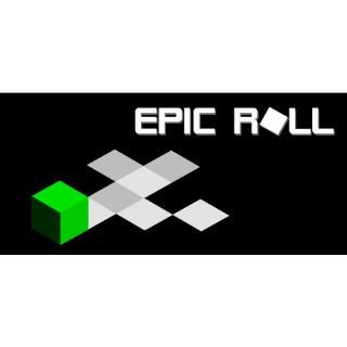 Epic roll |Steam Key Instant|