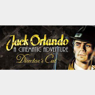 Jack Orlando: Director's Cut |Steam Key Instant|