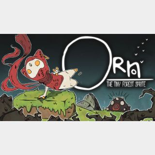 Orn the tiny forest sprite |Steam Key Instant|