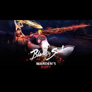 Blade & Soul Warden's Fury |Instant Key|