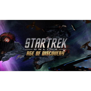 Star Trek Online: Age of Discovery Spore Engineer Pack |Instant Key|