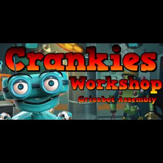 Crankies Workshop |Steam Key Instant|