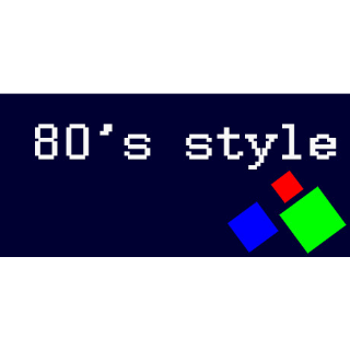 80's style |Steam Key Instant|