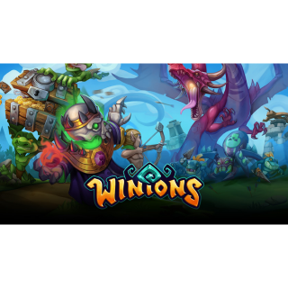 Winions Starter Pack  Instant Key 