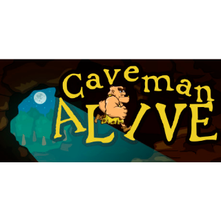 Caveman Alive |Steam Key Instant|