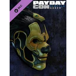 PAYDAYCON 2015 Mask Pack |Steam Instant Key|