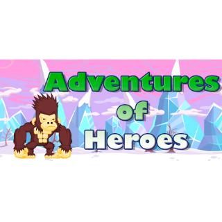 Adventures of Heroes |Steam Key Instant|