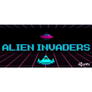 Alien Invaders |Steam Key Instant|