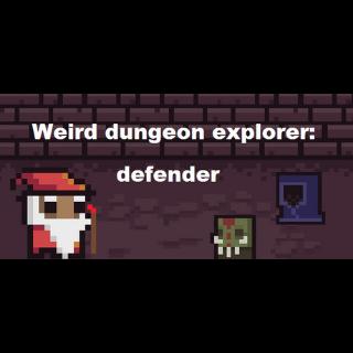 Weird Dungeon Explorer: Defender |Steam Key Instant|