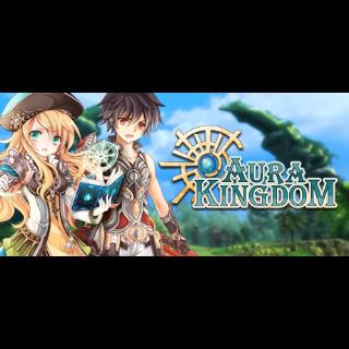 Aura Kingdom Eidolon: Clef de Gaïa d'éfrit |Key Instant|
