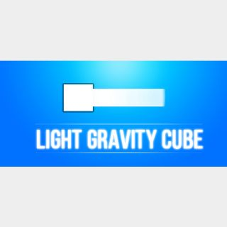 Light Gravity Cube |Steam Key Instant|
