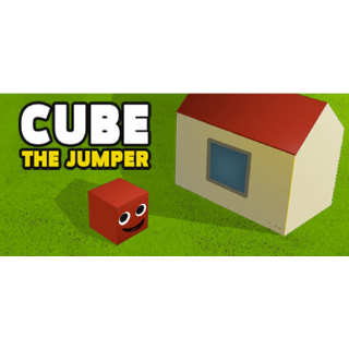 Cube The Jumper |Steam Key Instant|