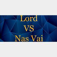 Lord VS Nas Vai |Steam Key Instant|