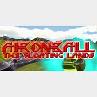 AironBall: The Floating Lands |Steam Key Instant|