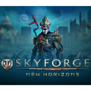 Skyforge New Horizons Pack |Instant Key|