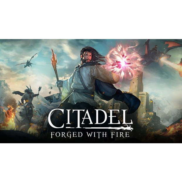 citadel forged with fire download