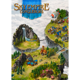 Sky Empire: Conquerors Starter Pack |Instant Key|