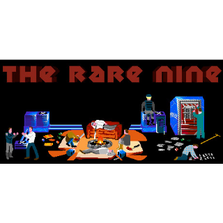 The Rare Nine |Steam Key Instant|