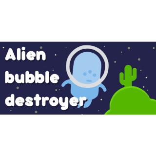 Alien Bubble Destroyer |Steam Key Instant|