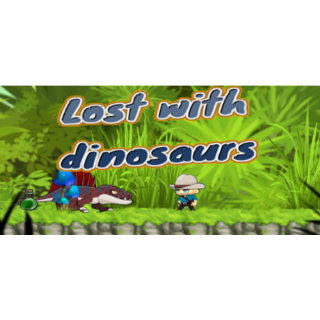 Lost with Dinosaurs |Steam Key Instant|