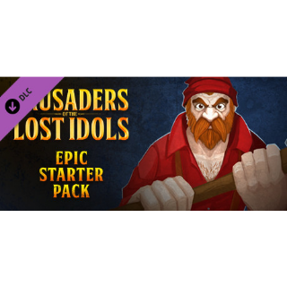Crusaders of the Lost Idols Epic Starter Pack |Steam Key Instant|