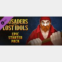 Crusaders of the Lost Idols Epic Starter Pack  Steam Key Instant 