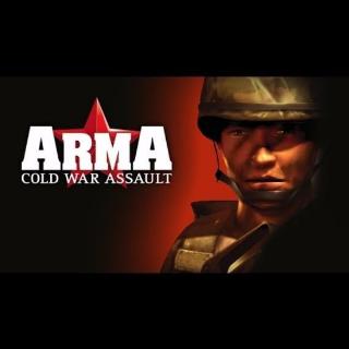 ARMA: Cold War Assault  Steam Key Instant 